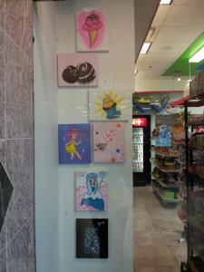 Candy Express is now carrying my SweetART line